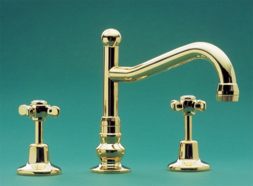 BA1414 in Antique Brass (AB) finish