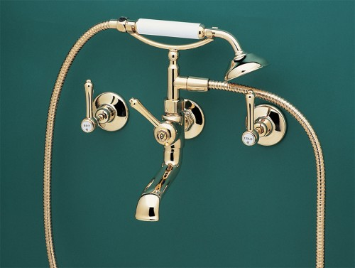 RL8458 in Antique Brass (AB) finish