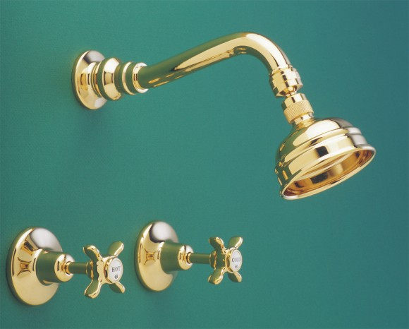 BA1333 in Antique Brass (AB) finish