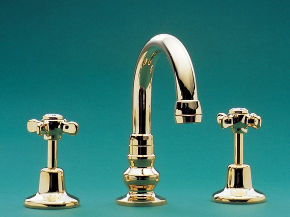 HE4014 in Antique Brass (AB) finish