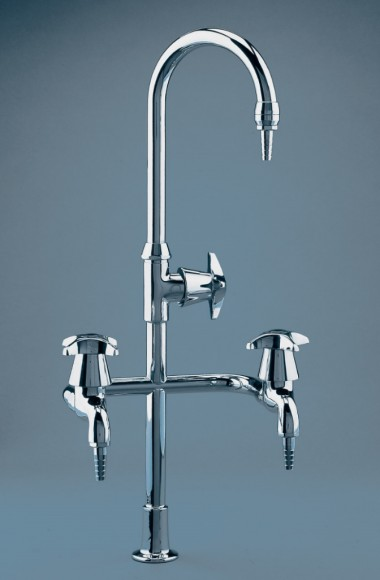 LB19 in Chrome Plate (CP) finish - Celestial Handles Shown