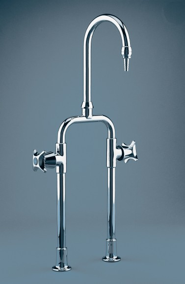 LB32 in Chrome Plate (CP) finish - Celestial Handles Shown