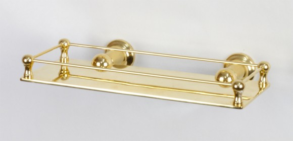 RU7036 in Antique Brass (AB) finish