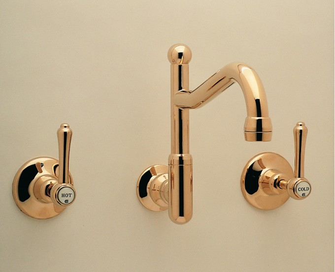 Photo: BA1314 in Antique Brass (AB) finish