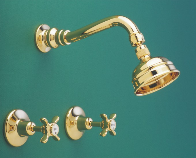 Photo: BA1333 in Antique Brass (AB) finish