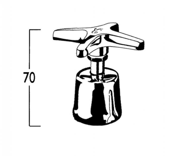 BA3223 Line Drawing