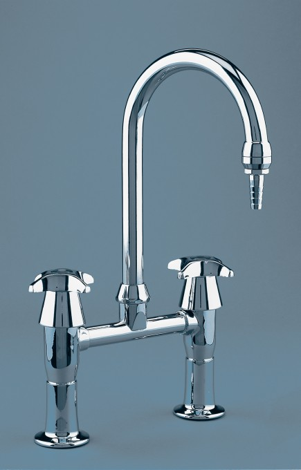 LB35 in Chrome Plate (CP) finish - Celestial Handles Shown