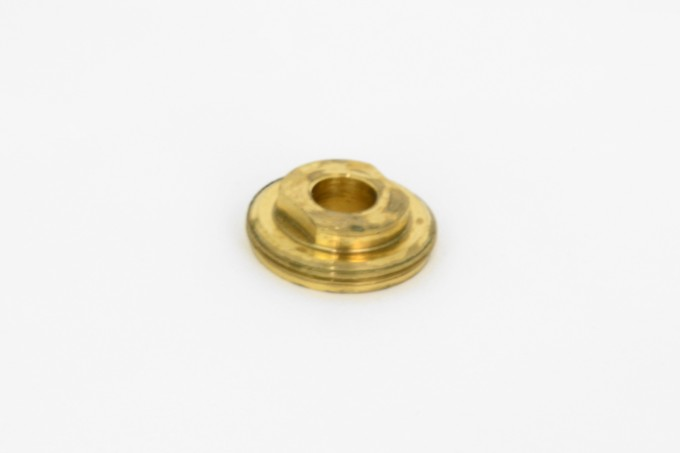Photo: PA1629RB - Diverter Crank Retaining Nut [Raw Brass]
