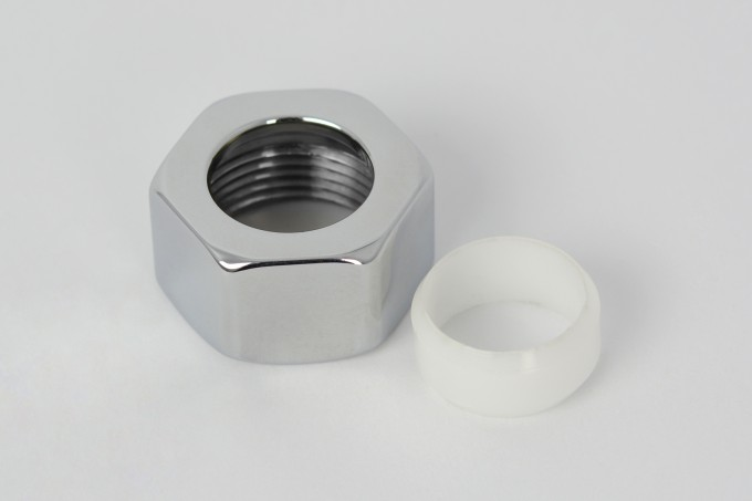 Photo: PA8043 in Chrome Plate (CP) finish