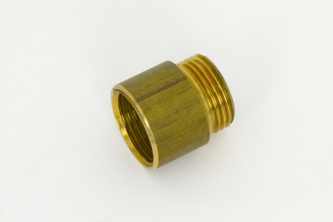 Photo: PA8280RB Bonnet Thread Extension (5/8 BSP) (Adds 15mm to Bonnet Thread)