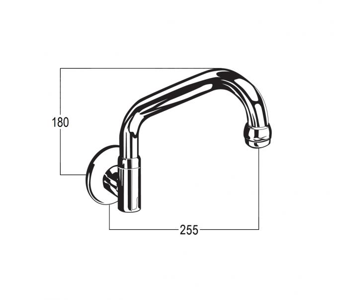 RU6534 Line Drawing