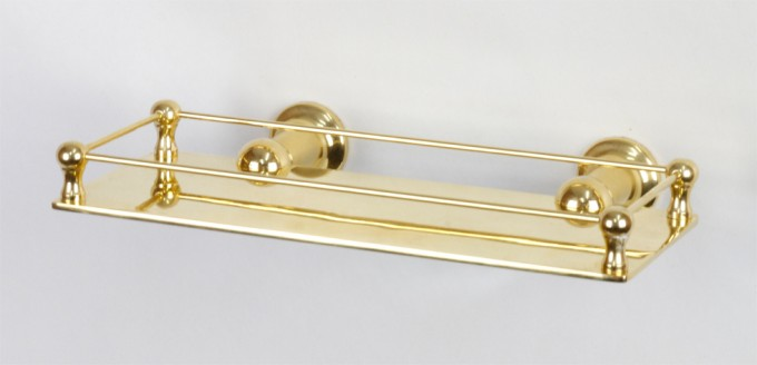 Photo: RU7036 in Antique Brass (AB) finish