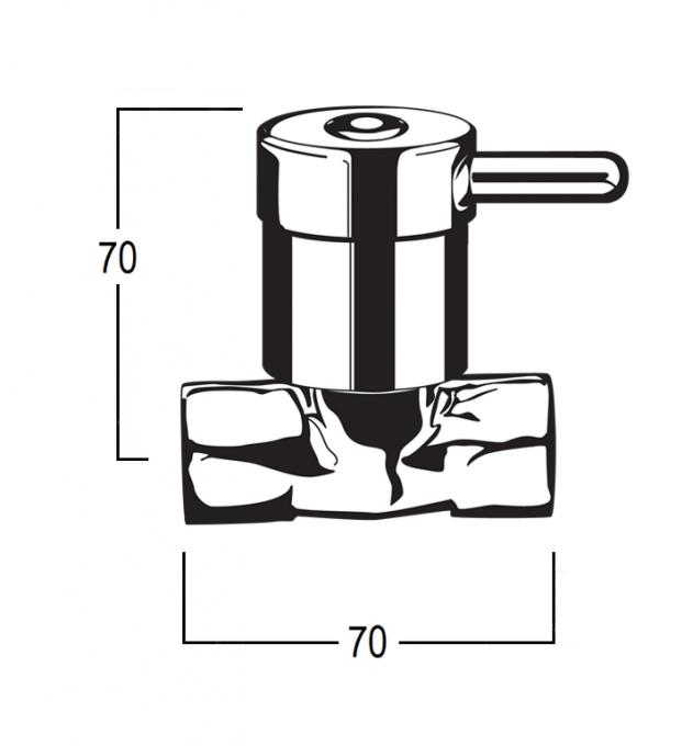TL0521 Line Drawing