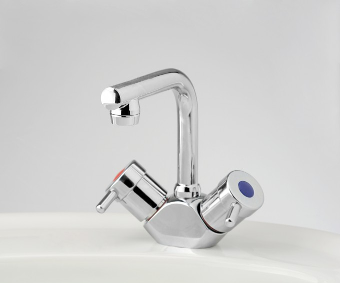 Photo: TL5115 in Chrome Plate (CP) finish