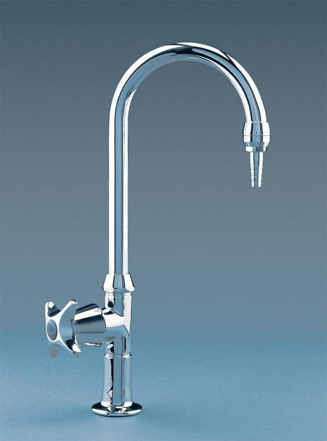 CB | LB12 Single Hob Pillar Tap