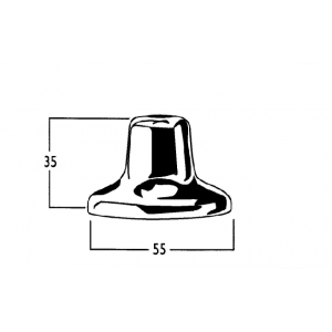 HE2854 Line Drawing
