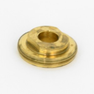 Photo: PA1629RB - Diverter Crank Retaining Nut [Raw Brass]
