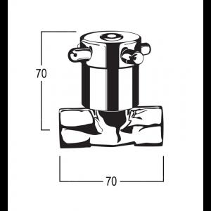 TC0521 Line Drawing