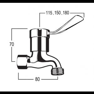 TF0504 Line Drawing