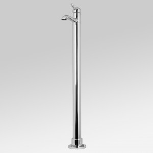 DB Floor Mounted Bath Filler with Fixed Outlet