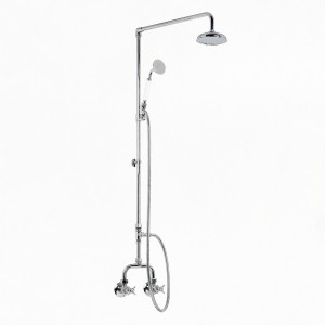 Heritage Alcove Shower Set with Handshower & 1.5m Hose