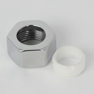"""Compression Nut & Olive for 19.05mm (3/4"""") O.D. Tube"""