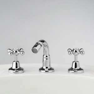 Roulette Three Piece Bidet Set (No Plug Control)