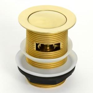 Pop Up Plug & Waste - 40 x 80 - With Overflow