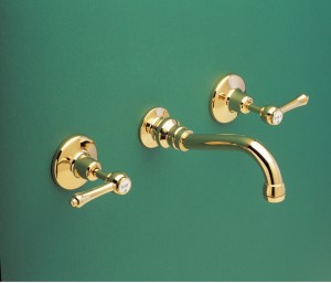 Photo: BA1302 in Antique Brass (AB) Finish
