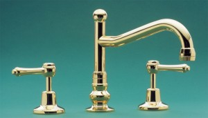 Photo: BA1412 in Antique Brass (AB) finish