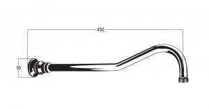 HE6641 Line Drawing