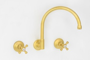 Photo: RU3114 in Satin Antique Brass (SAB) finish