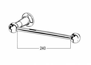 RU7095 Line Drawing
