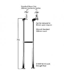 RU9660 Line Drawing