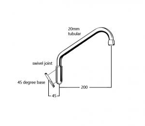 SA6499 Line Drawing