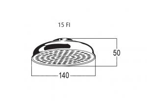 SA6644 Line Drawing