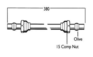 SA7351 Line Drawing
