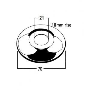 SA7526 Line Drawing