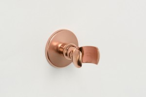 Photo: SA7685 in Dull Copper (DC) finish, shown immediately after manufacture