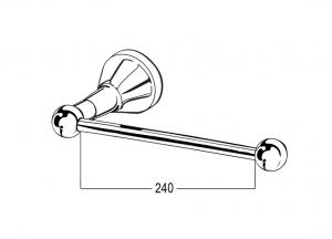SV7095 Line Drawing