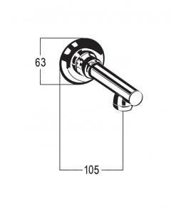 TC6508 Line Drawing