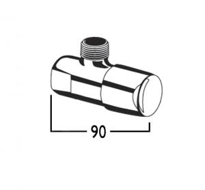 XA1250 Line Drawing