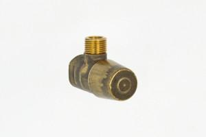 Photo: XA1250 in Raw Brass (RB) finish