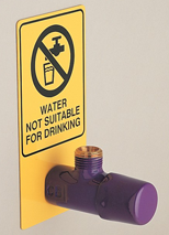 Reclaimed Water Tapware