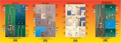 CB Ideal Tapware - Product Sampler - Part 1